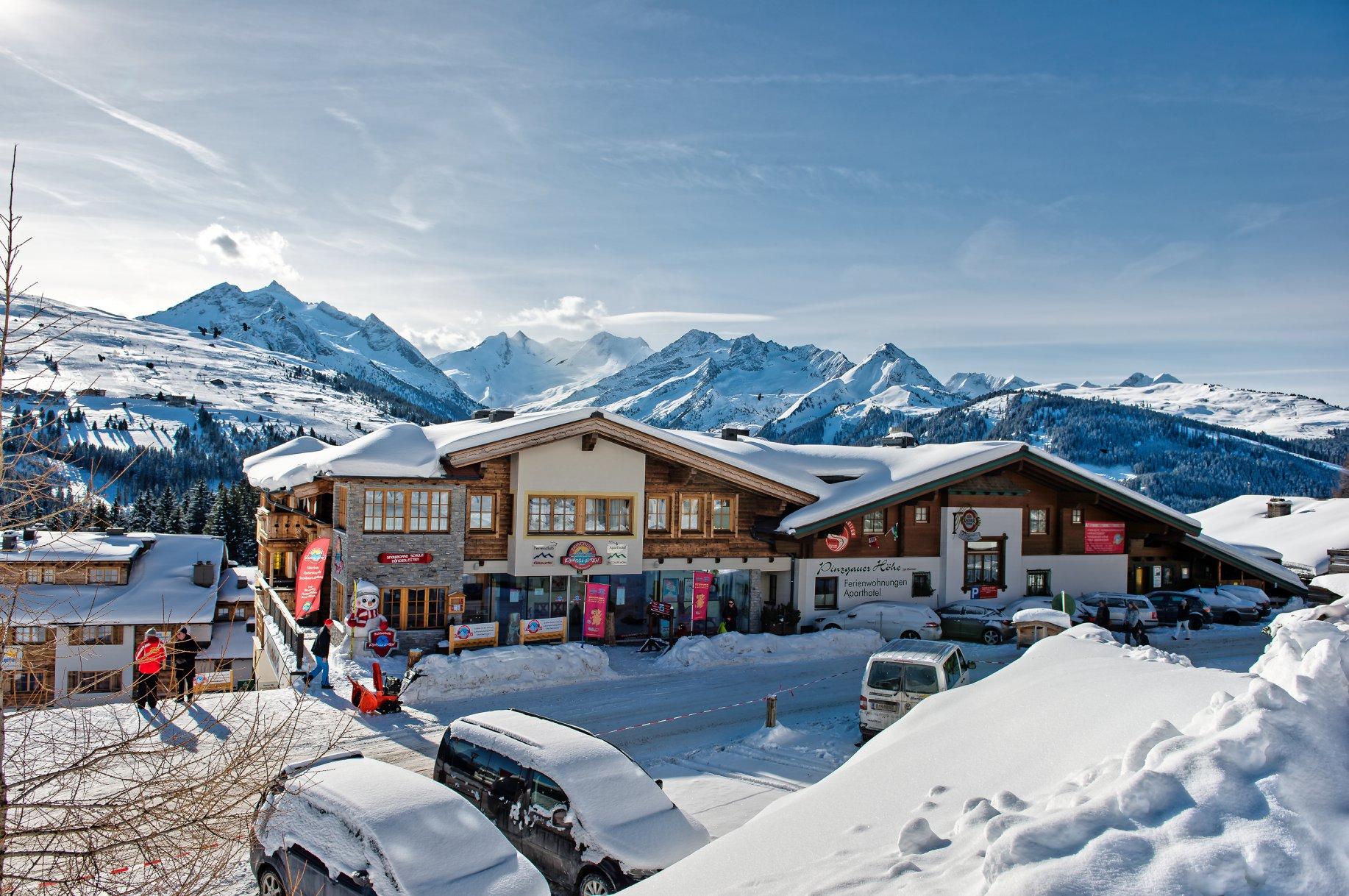 Arbeiten im Zillertal Skischule Königsleiten