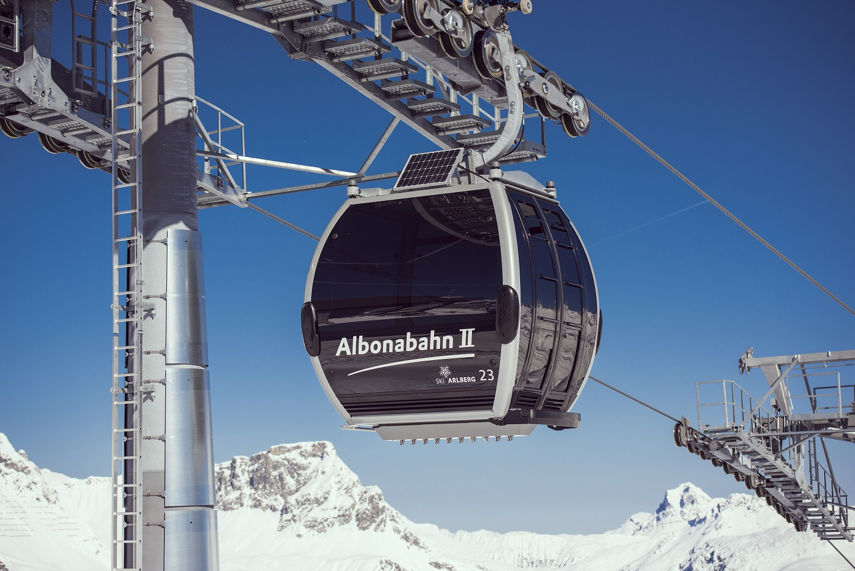 Jobangebot der Arlberger Bergbahnen
