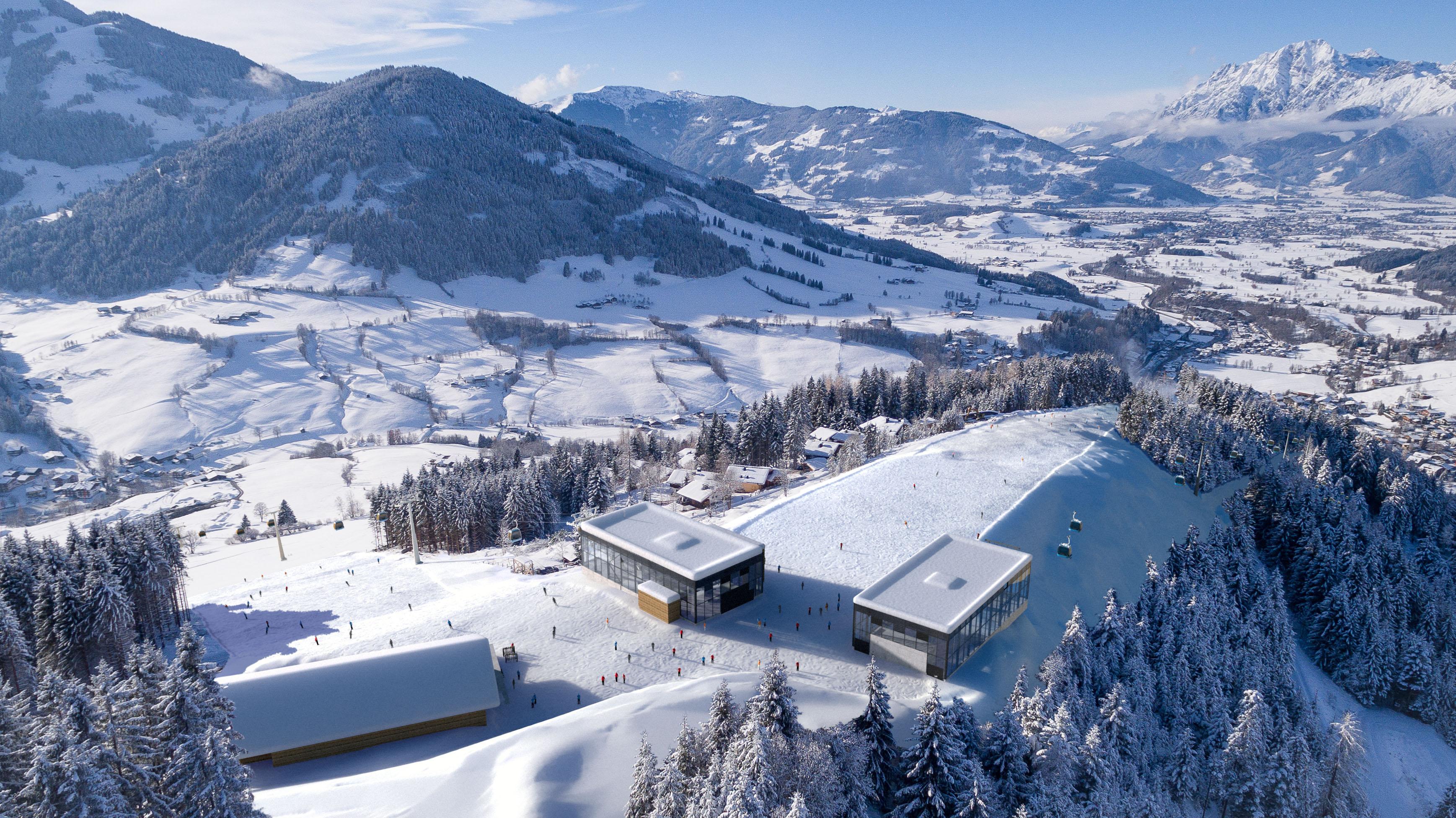 Skiort Maria Alm